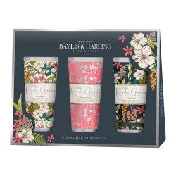 Royale Garden Assorted 3 Hand Cream Set