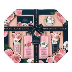 Boudoire Rose Tray Set