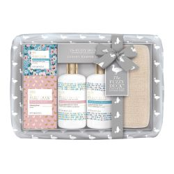 The Fuzzy Duck Cotswold Floral Hamper