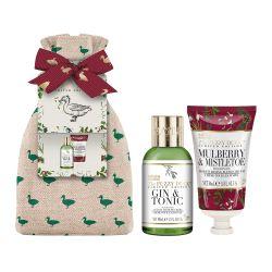 The Fuzzy Duck Winter Wonderland Sack Gift Set