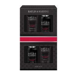 Men's Black Pepper & Ginseng 4 Piece Box