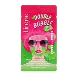 Double Bubble Pink & Green