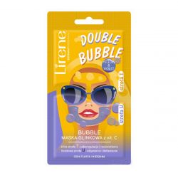 Double Bubble Yellow & Violet